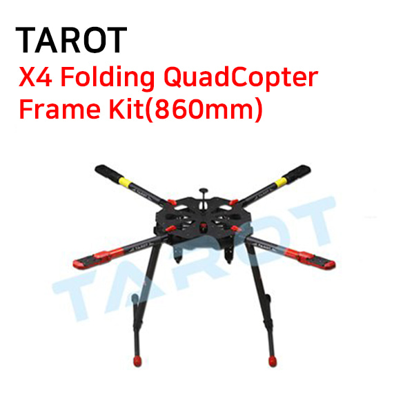 [TAROT] X4 Folding QuadCopter Frame Kit(860mm)