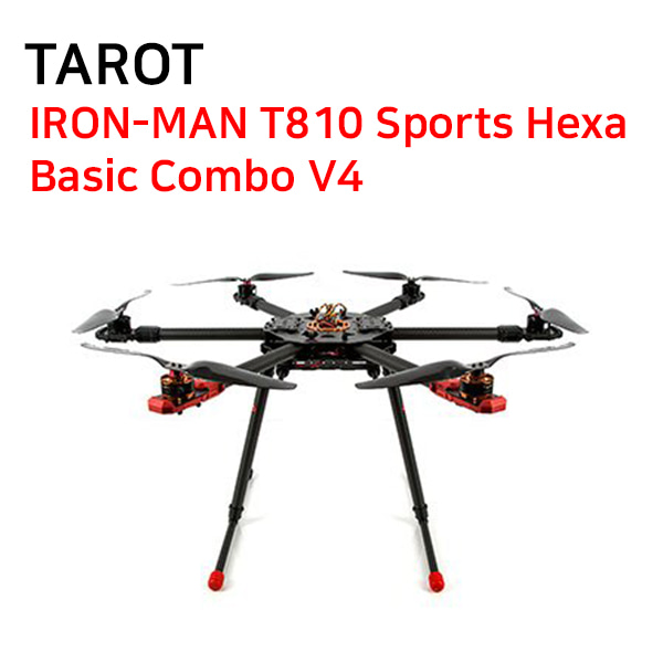 [TAROT] IRON-MAN T810 Sports Hexa Basic Combo V4