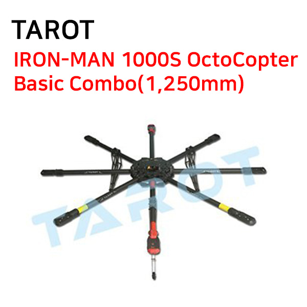 [TAROT] IRON-MAN 1000S OctoCopter Basic Combo(1,250mm)